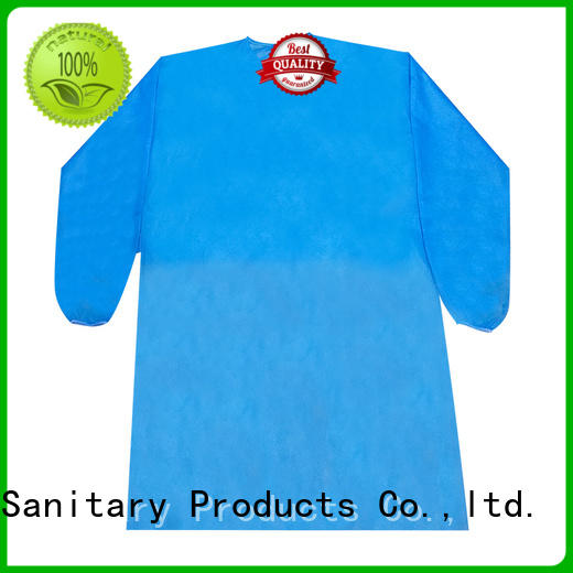 Niceday disposable safety coveralls supplier for hospital