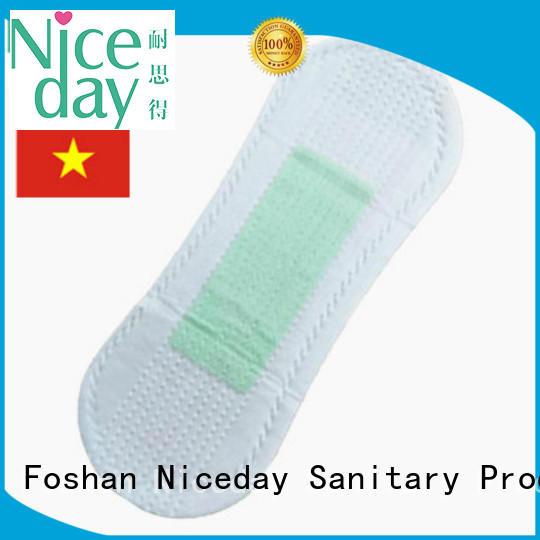 Niceday branded female pads long for girls