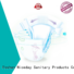 Niceday breathable cute baby diapers quality for baby
