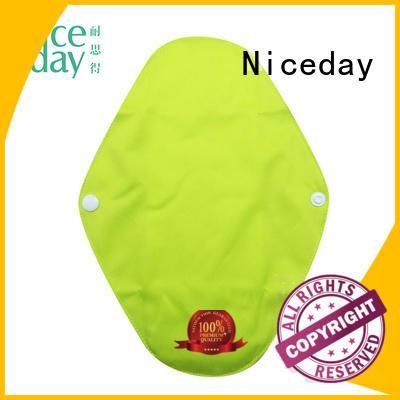 bamboo reusable sanitary napkin pads Niceday
