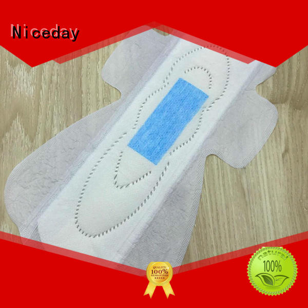 Niceday absorbent women's hygiene pads lady for girls