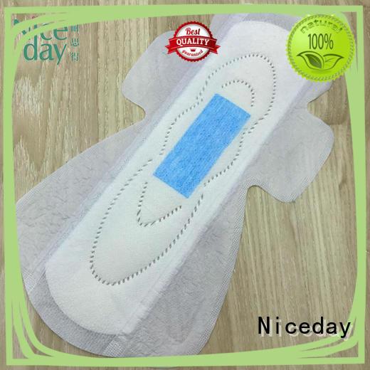 breathable women's sanitary pads blue blue for women