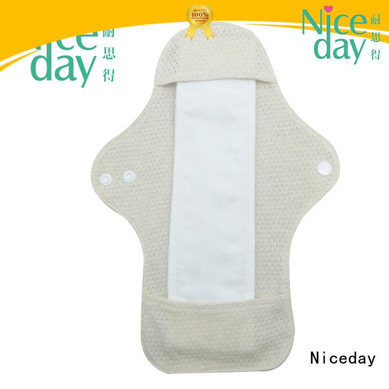 Niceday sanitary feminine napkin printed