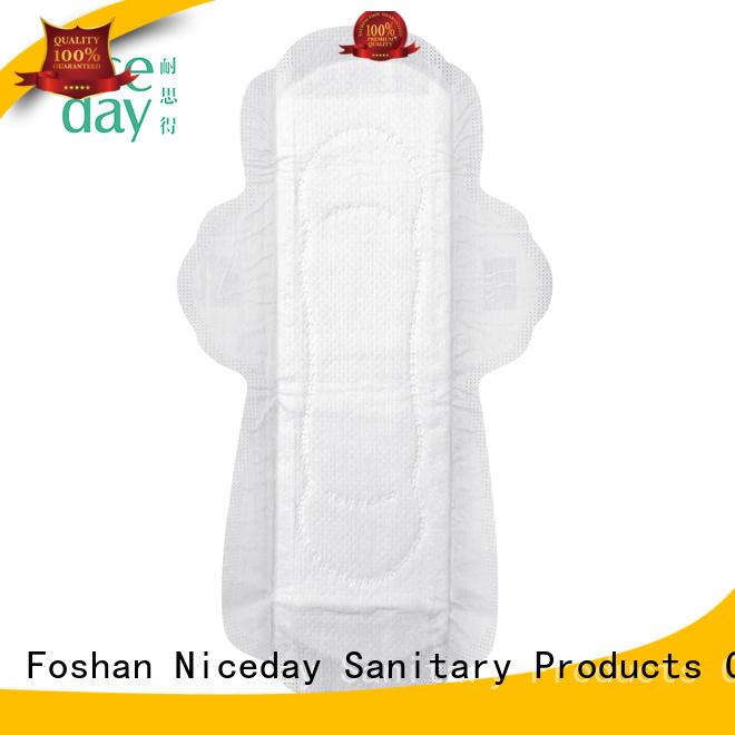 Niceday label best menstrual pads side for feminine