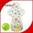 Niceday colorful reusable sanitary towels napkin for ladies