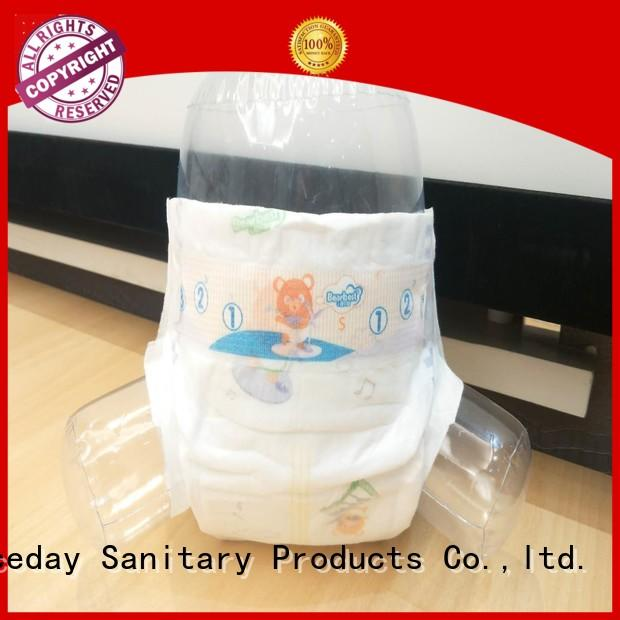 surperior good baby diaper brand production for baby girl