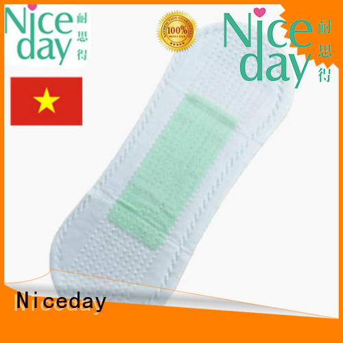 Niceday absorbent sanitary pads brands diaper for ladies
