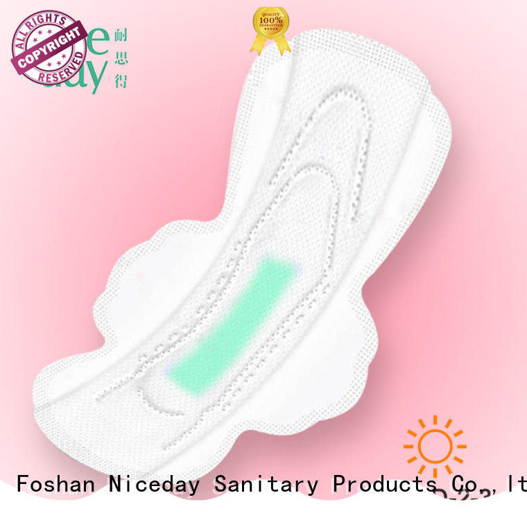 hygiene natural menstrual pads blue for women Niceday