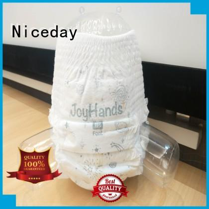 Niceday leak-proof newborn baby diapers order for baby girl