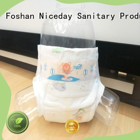 Niceday softcare low cost sanitary napkins price for absorption