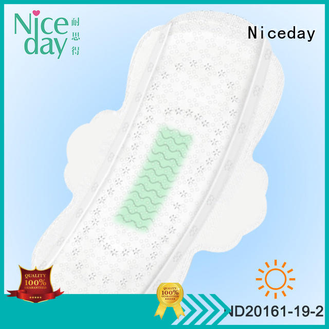Niceday nonwoven sanitary napkins online baby for girls