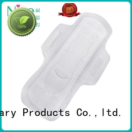 Soft care extra long wood pulp sanitary napkin sanitary pads in Africa NDSC-2-3-Niceday