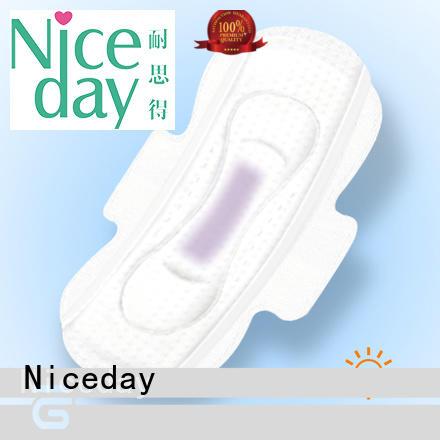 Niceday herbal menstrual pads negative for girls