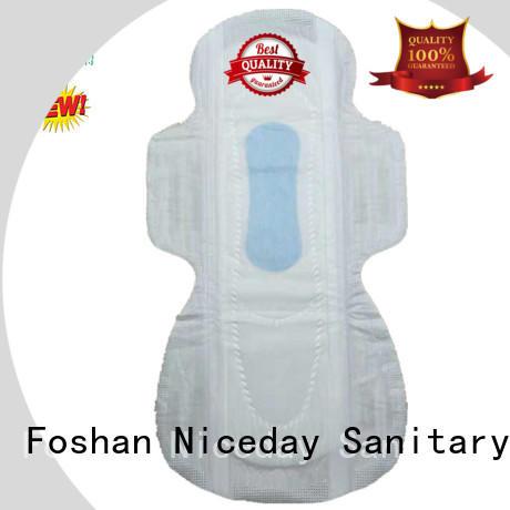 Niceday diversion women's sanitary pads organic for ladies