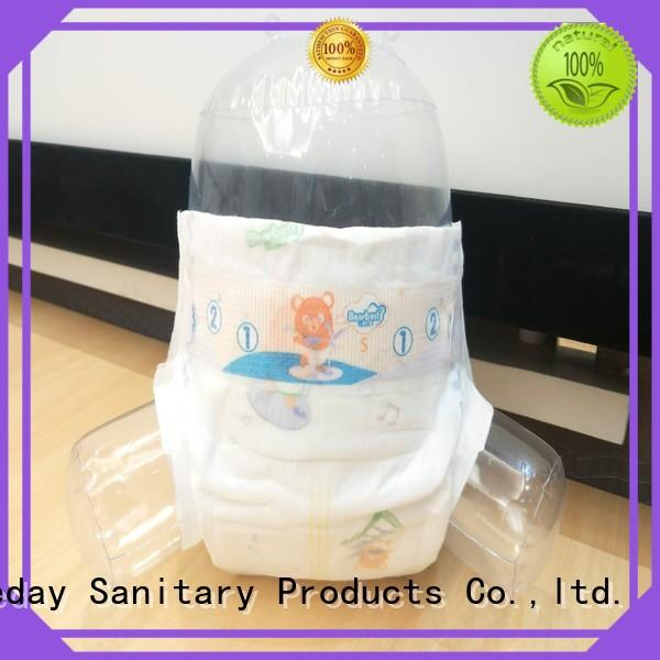 Niceday oem infant diapers pure for baby girl