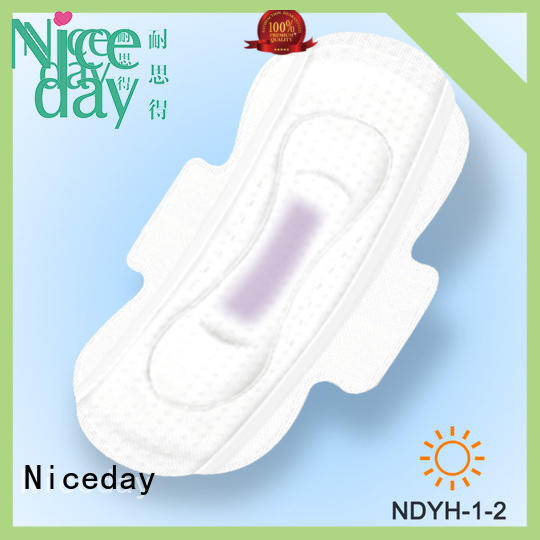 Niceday quality period pads polyphenols for feminine