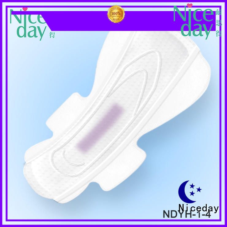 Niceday buying female pads long for period