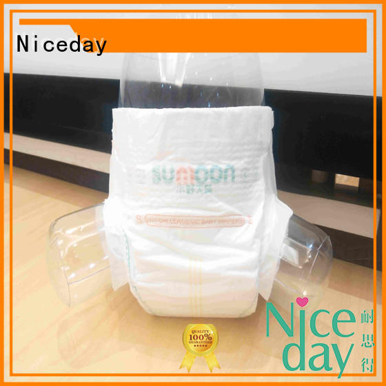 Niceday sleepy infant diapers nappies for baby