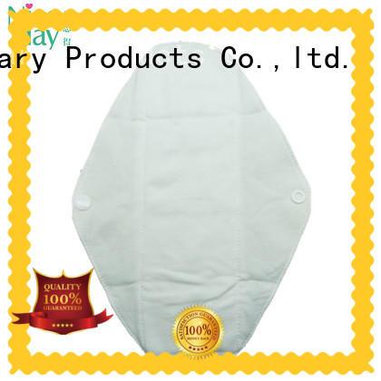 Niceday sanitary organic reusable pads bamboo for ladies
