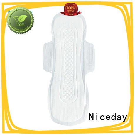 Niceday special female hygiene products material for girls