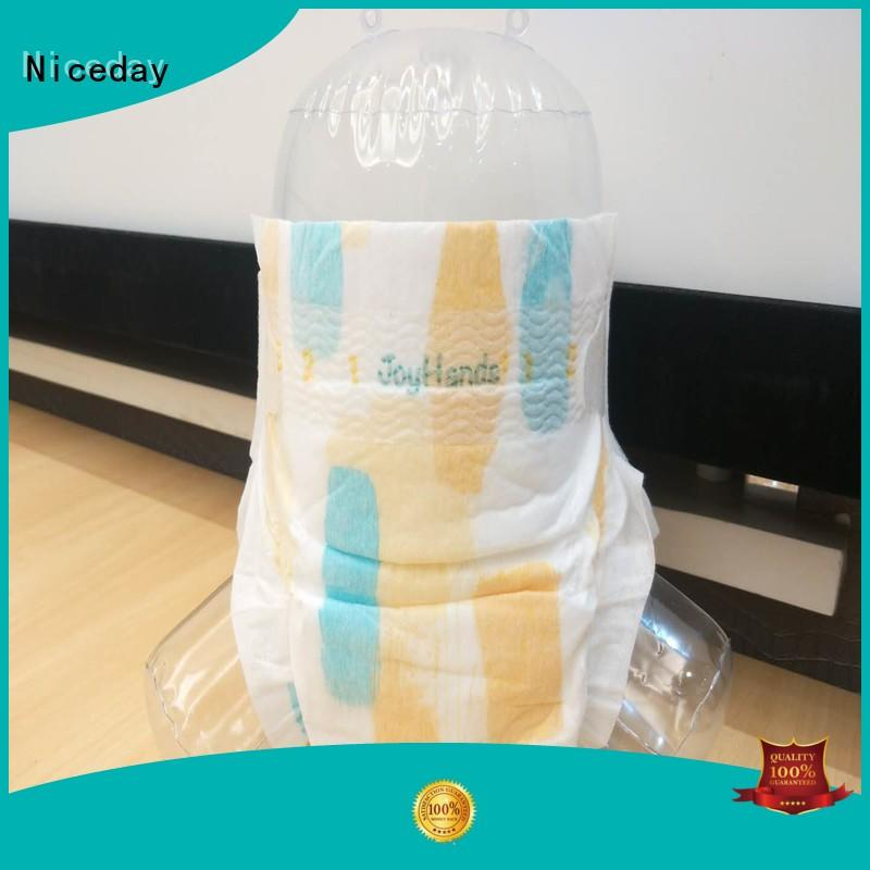 Niceday small best baby diapers cotton for baby girl
