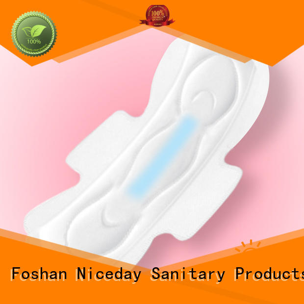 Niceday picture menstrual products woven for ladies
