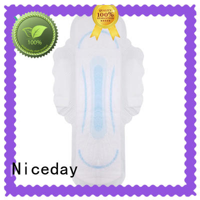 Niceday quality best menstrual pads herbal for women