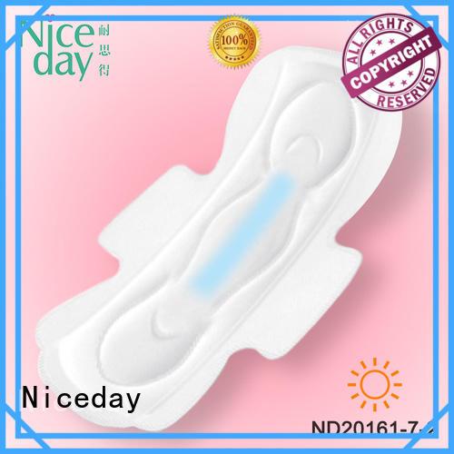 Niceday woven sanitary napkin diaper for female