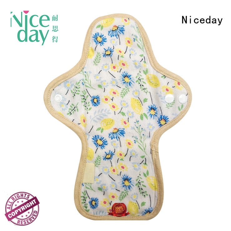 Niceday pure low cost sanitary napkins quality for baby
