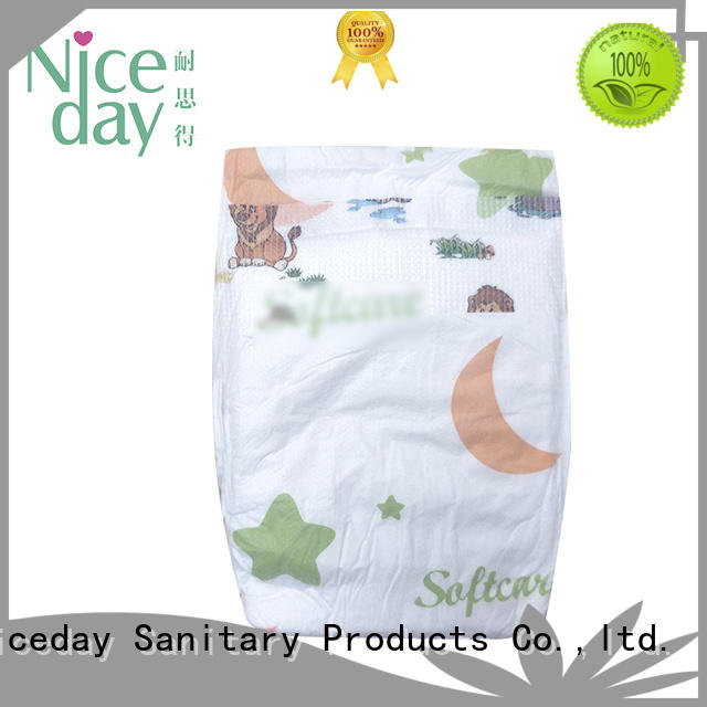 Niceday brand best diapers cotton for baby