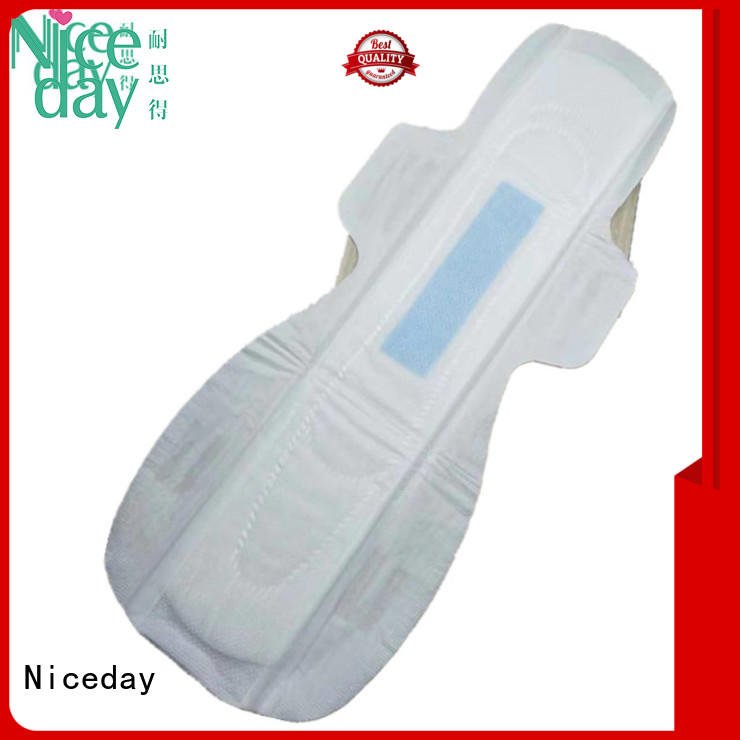 breathable female pads niceday herbal for women