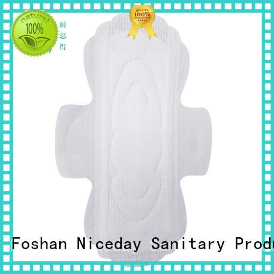 Niceday polyphenols ladies napkin tampons for female