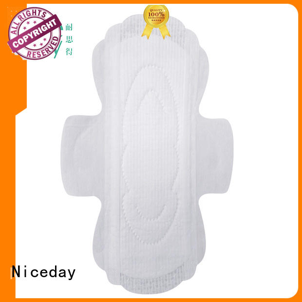 Niceday pure low cost sanitary napkins organic for infant