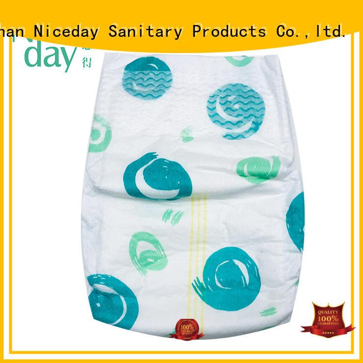 Niceday sleepy newborn baby diapers nappies for baby girl