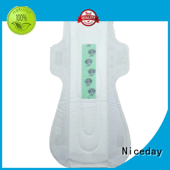 OEM anion sanitary pad super dry ladies sanitary pads with baby special fabric ND20181-26-4-Niceday