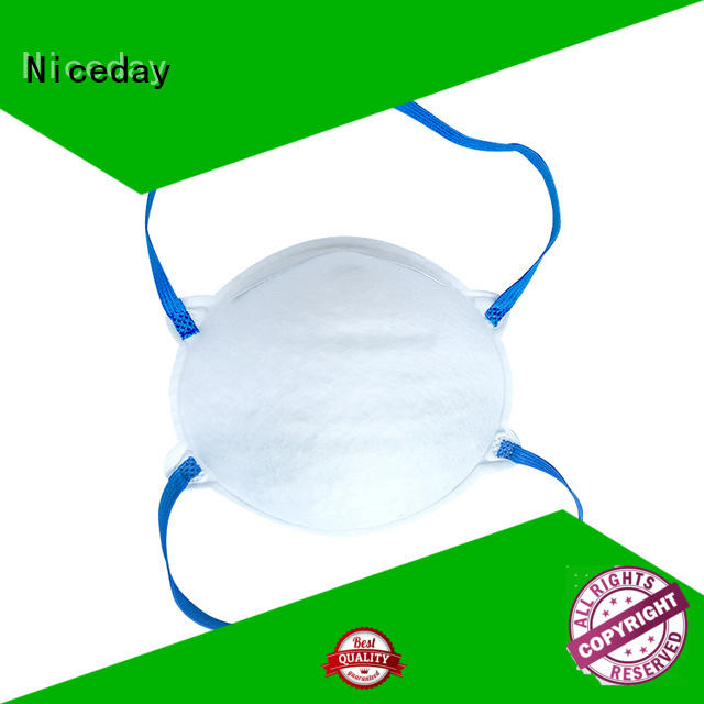 Niceday great surgical face mask manufacturer for pollution prevention