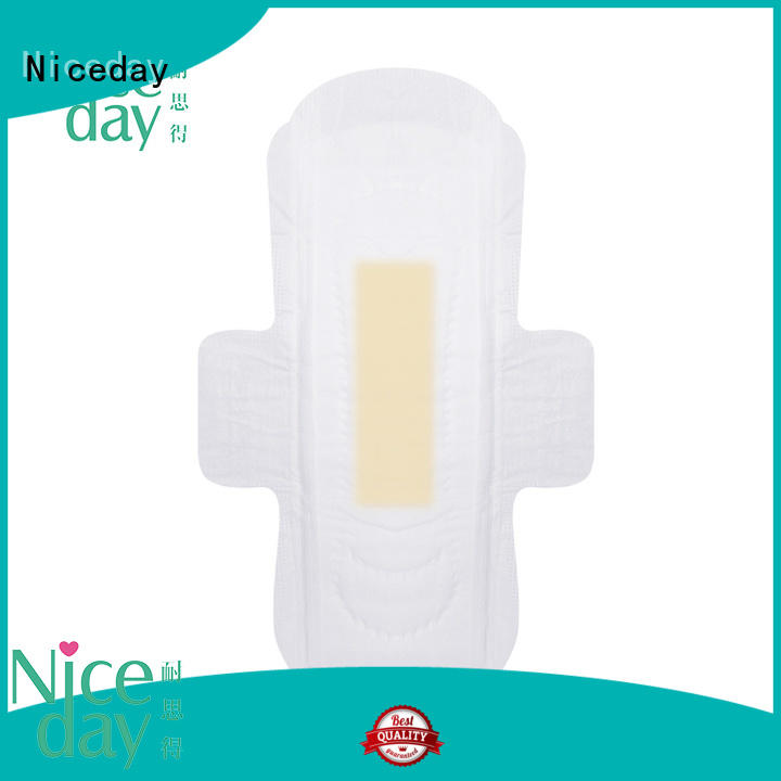 Niceday lady sanitary pads brands nonwoven for women