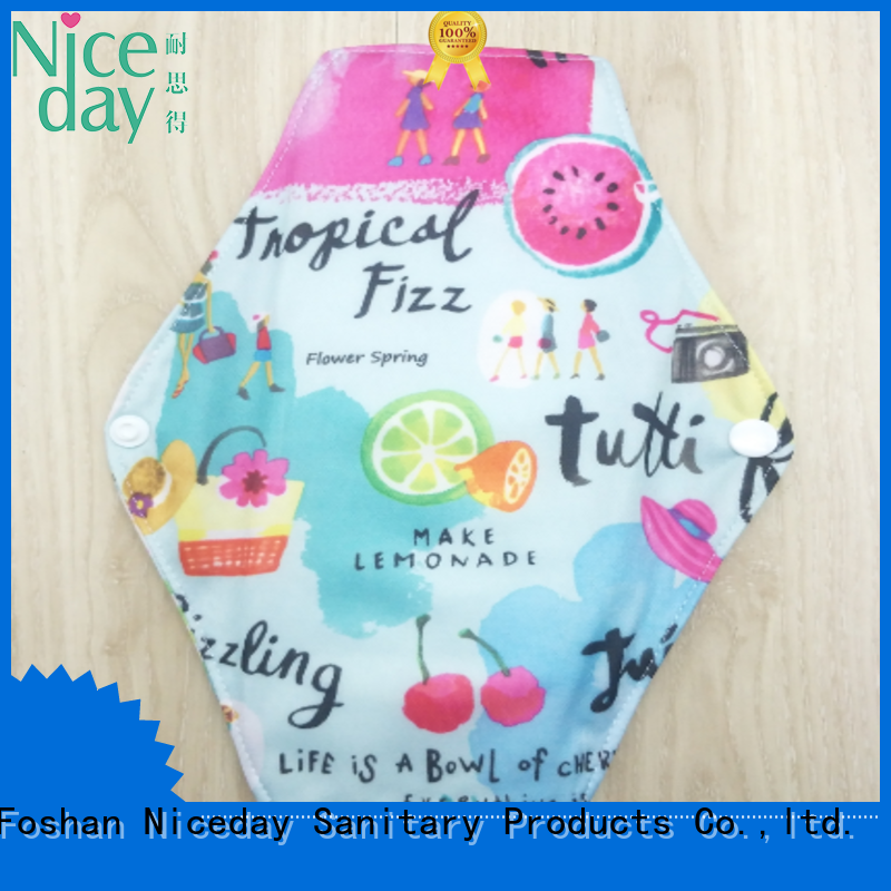 wonderful best reusable menstrual pads printed for girl
