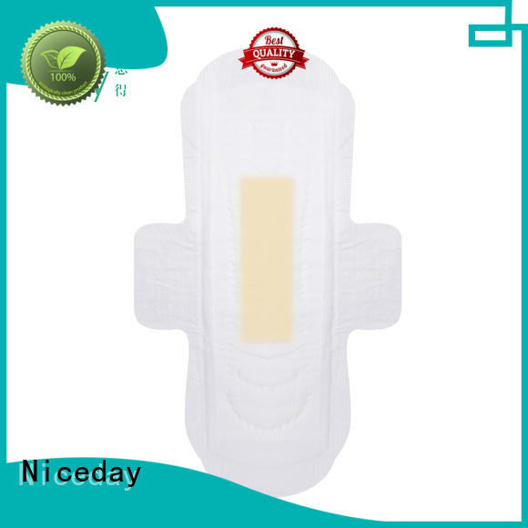 Niceday biodegradable low cost sanitary napkins for baby