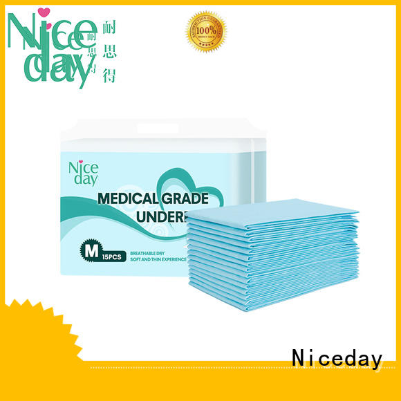Niceday adult disposable underpads for adults inquire for adult