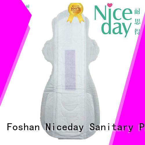 Niceday absorbtion sanitary towel stereoscopic for feminine