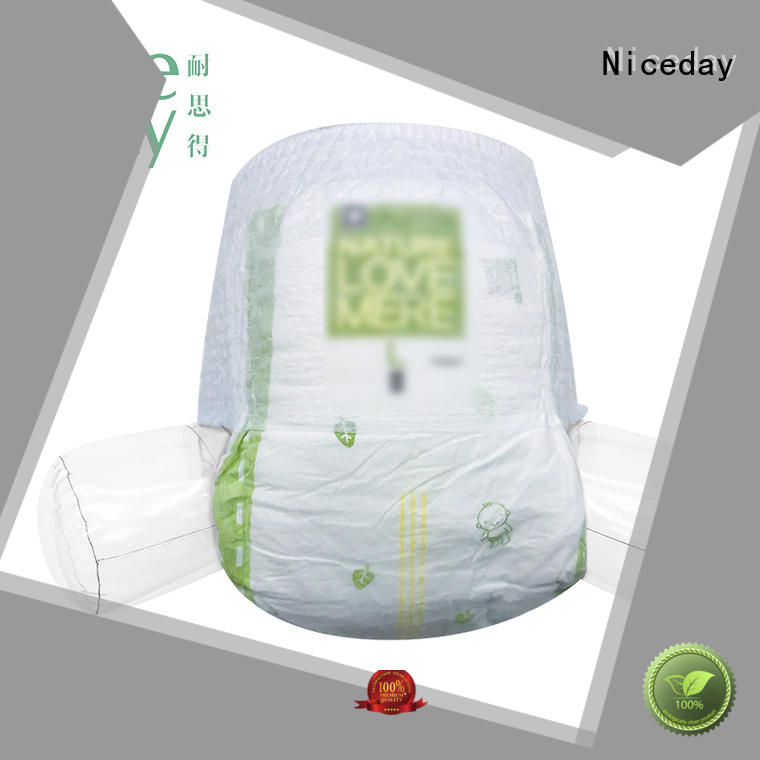 Niceday biodegradable free baby diapers diape for baby boy