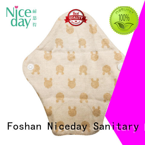 Niceday baby low cost sanitary napkins for baby