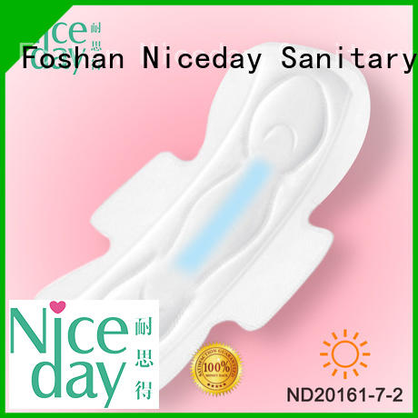 Niceday quality best period pads touch for female