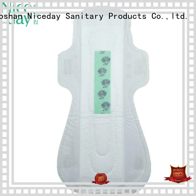 Niceday breathable sanitary products woman for period