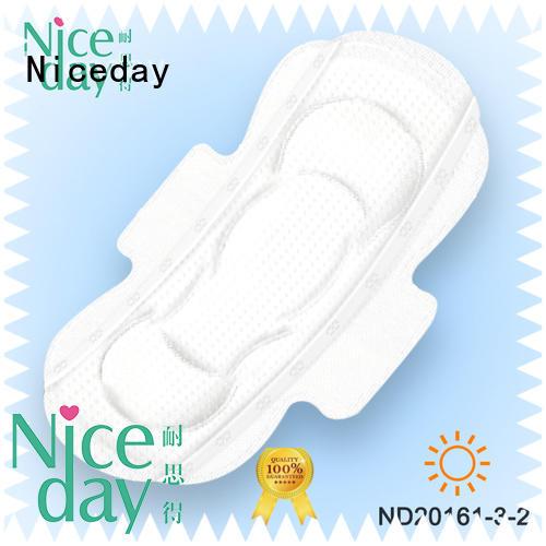 purple free days sanitary napkins liners for female Niceday