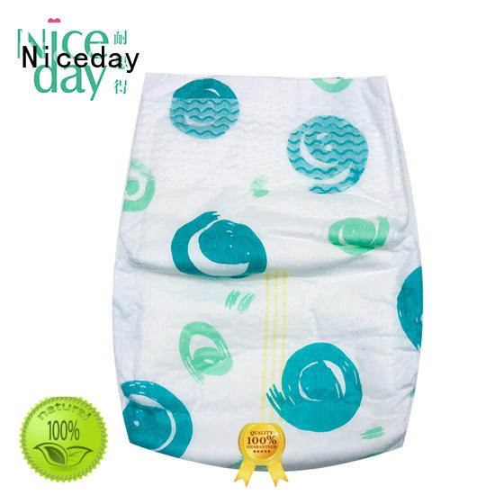 Niceday brand newborn nappies disposable for baby girl