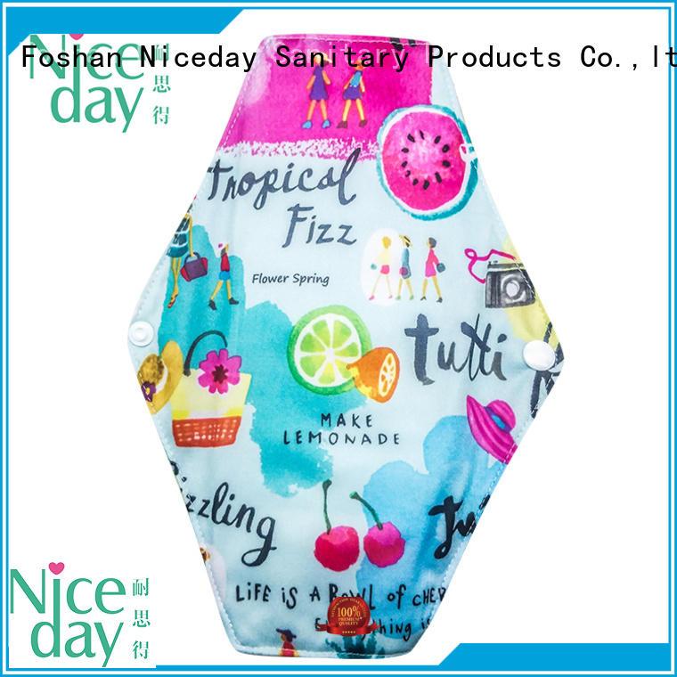 Niceday menstrual reusable panty liners