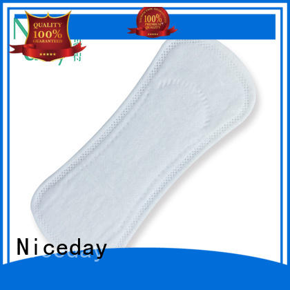 Niceday disposal panty liners perforated for girls