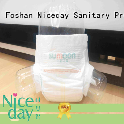 Niceday brand baby nappies deep for baby girl